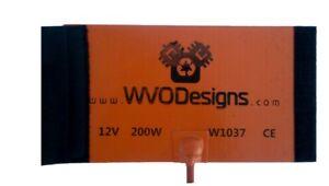 Fuel Filter Heater Wrap 200W 12V  - Large