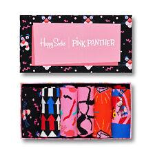 Happy Socks x Pink Panther Men's Gift Box - 6 Pack (UK 7.5-11.5 | EU 41-46)