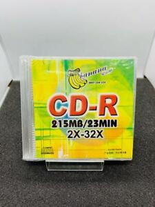 BANANA CD-R 23 Min 215/MB Digital Audio Recordable 3INCH 8CM  5 Pack UK STOCK