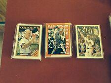 1988 1990 1996 Topps Baltimore Orioles 3 Team Sets Cal Ripken Jr.