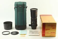 【BOXED N MINT】 Sigma 170-500mm f/5-6.3 APO AF Zoom Lens For Pentax AF from JAPAN
