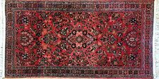 Special Sarouk - 1920s Antique Persian Rug - Oriental Carpet - 2.1 x 4 ft.