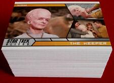 STAR TREK - Aliens - Complete Base Set - 100 cards - Rittenhouse 2014