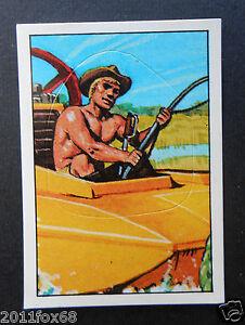 figurines figuren figurer stickers picture cards figurine big jim 154 panini1977
