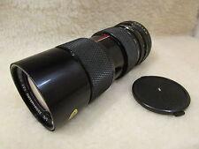 Soligor Zoom-Macro lens - 70-160mm f3.5 pentax pk mount