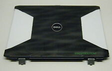 "Dell XPS M1730 17"" LCD Back Cover Lid w/Hinges - FT509 FT509 (U)"