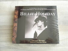 jazz 1950s CD swing * 24K GOLD * blues BILLIE HOLIDAY Collection COMPILATION new
