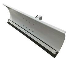 Schneepflug Schneeschild Universal 5 Fach verstellbar für Rasentraktor 100x40 cm