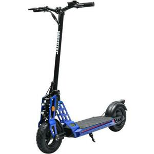 MotoTec Free Ride 48v 600w Lithium Electric Scooter Folding 25+ MPH for Ages 13+