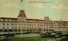 C.1910 Hotel Wentworth, Portsmouth, N. H. Postcard P175