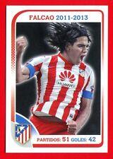 ATLETICO MADRID 2012-2013 Panini - Figurina-Sticker n. 162 - FALCAO -New