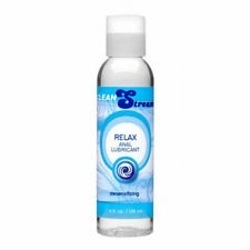 CleanStream Relax Desensitizing Anal Lube Anal Numbing Personal Lubricant