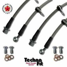 Fits Lexus SC300 SC400 Techna-Fit Stainless Brake Lines Kit Made In USA