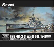 Flyhawk 1/700 FH1117 HMS Prince of Wales Dec.1941