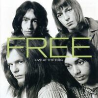 "FREE ""LIVE AT THE BBC"" 2 CD NEW!"