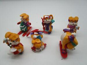 MS: DIORAMAFIGUR  Hanny Bunny's    die restlichen 6 Figuren
