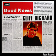CLIFF RICHARD Good News LP EMI Australian Release SCXO6167 Excellent Condition