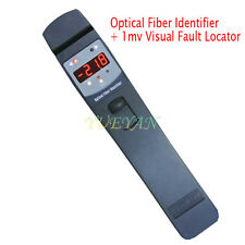 Tribrer AIF420S Fiber Optic Identifier Built in 1mw Visual Fault Locator