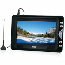 """August DTV705 - 7"""" Portable Freeview TV - Small Screen LCD Television"""