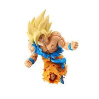 Dragon Ball Z Banpresto Weekly Shonen Jump 50th Anniversary Figure - SSJ Goku