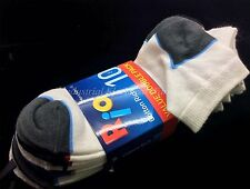 Rio Cotton Socks Men's Size 6-10 Mixed Colour 10-Pack