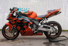 Pattern Black INJECTION Fairing Kit Fit Honda CBR1000RR 2004-2005 102 A6