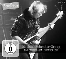 MICHAEL SCHENKER GROUP - LIVE AT ROCKPALAST, HAMBURG 1981 [DIGIPAK] * NEW CD