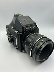 *Exc++++* Mamiya M645 Film Camera w/ Sekor Macro C 80mm F/4 From Japan