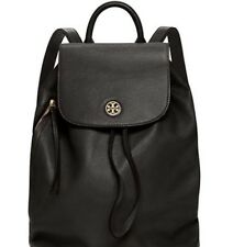 NWT Authentic TORY BURCH Brody Leather Backpack in Black Sold out! Comes W Box