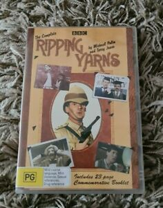 The Complete Ripping Yarns DVD (PG, 2005, Region 4)