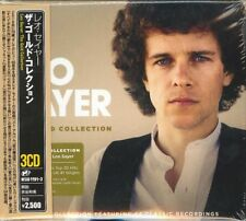 LEO SAYER-THE GOLD COLLECTION-IMPORT 3 CD WITH JAPAN OBI F56