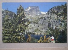 LINEN POSTCARD  USA THE COLORADO ROCKIES