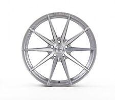 20x9/11 Rohana RF1 5x114 +25/28 Titanium Rims Fits G35 Coupe 350Z 370Z Mustang