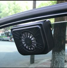 AUTOCOOL SOLAR POWERED CAR FAN - AS SEEN ON TV! cool your car