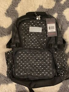 Nfinity Classic Backpack Cheer Bag Camo Gray/Silver Studs