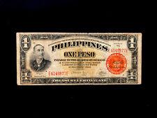 Philippinen (P083) 1 Peso 1941 F