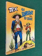 TEX GIGANTE n.197 SCORRIDORI RIO GR L.350 Daim Press (ITA 1° Ed 1977) Fumetto MB