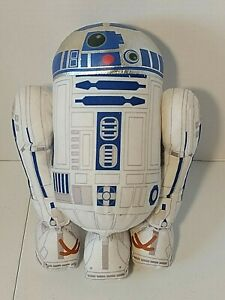 "R2-D2 10"" TALKING PLUSH Star Wars Applause Episode 1 Phantom Menace"