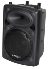 "Ibiza SLK10A-BT Attivo 10 "" Altoparlante Cassa 400W Bluetooth USB MP3 Dj"