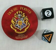 Harry Potter Scene It Replacement Dice House Points Cards 2005 Mattel Parts Red