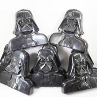 Vintage Star Wars Darth Vader Action Figure Case Lot of 8