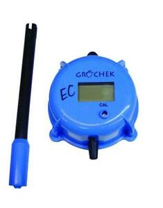 Hanna GroChek Conductivity/pH/Solide Meter