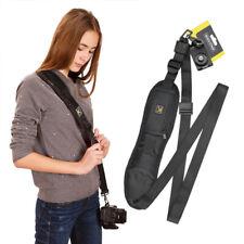 Correa bandolera de cuerro de Cámara estilo retro para SLR DSLR Nikon Sony Panasonic G4K4