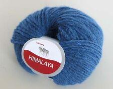 Yarnela  Alpaca Wool Yarn - Himalaya - Steelblue