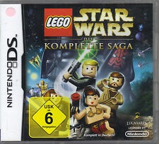 """ LEGO Star Wars - Die komplette Saga "" ( Nintendo DS )"