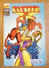 FACTEUR X n° 36 - Marvel Semic - 1995 version intégrale