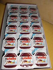 120 coupelles de 15 G de nutella