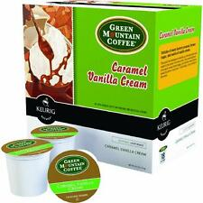 1 Case Keurig K-Cup Single Serve Carmel Vanilla Coffee 18 Cups/Case 00750
