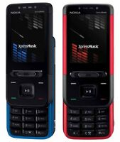 Original Nokia 5610 XpressMusic Unlocked Cellular Cell Phone 2018 Free Shipping