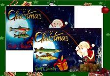 Raubfisch Angler Adventskalender  Angel Weihnachtskalender Überraschungskalender